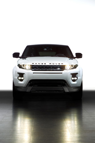 Range Rover Evoque Black Design.