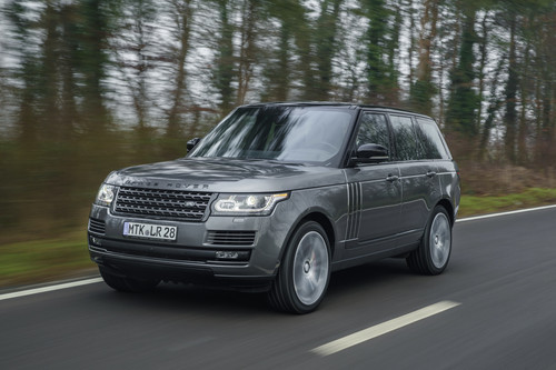 Range Rover SV Autobiography Dynamic.