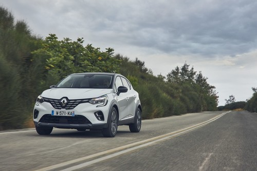 Renault Captur E-Tech Plig-in.