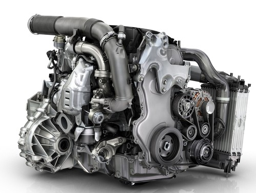 Renault Energy dCi 160 Twin Turbo.