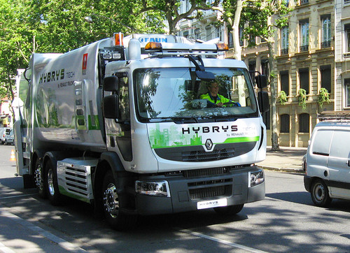 Renault Maxity Elektro Access  Premium Distribution Hybrys Tech