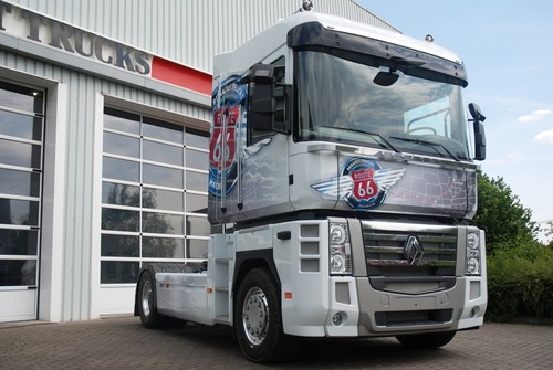 Renault Trucks Route 66.