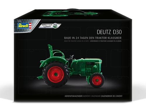 Revell-Adventskalender Deutz D 30.