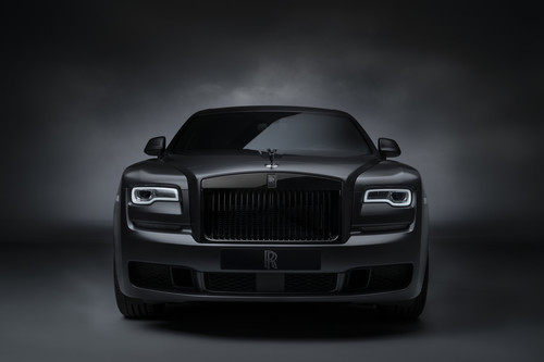 Rolls-Royce Ghost Black Badge.