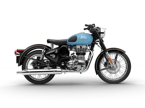 Royal Enfield Classic 500 Redditch Edition.