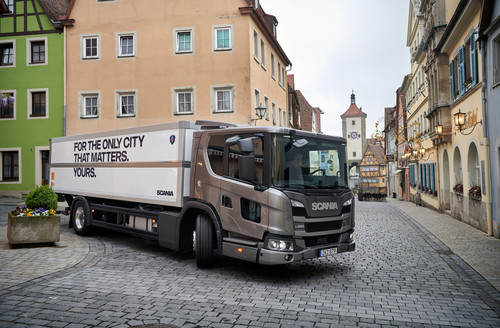 Scania L 280 mit City-Fenster.