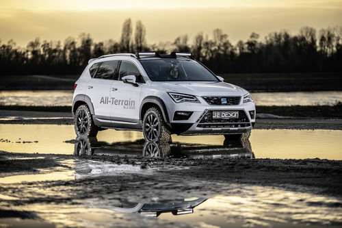Seat Ateca All Terrain von JE Design.