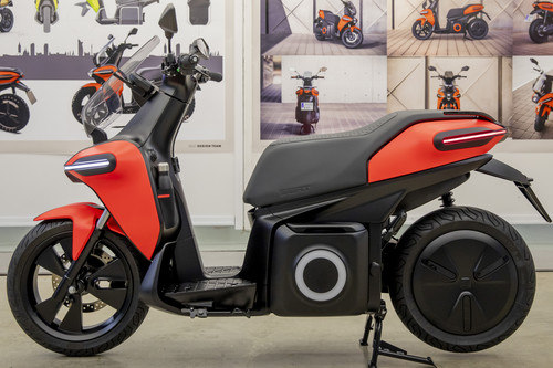 Seat e-Scooter.