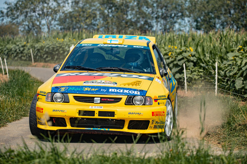 Seat Ibiza Kit Car Evo 2 von 1996.