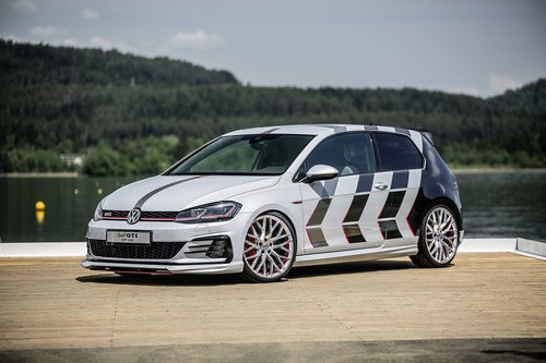 Showcar Volkswagen GTI Next Level.