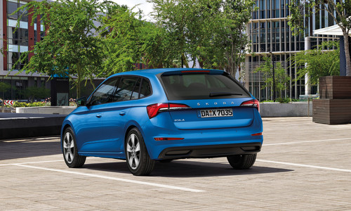 Skoda Scala Cool Plus.