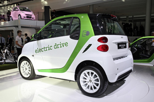 Smart Electric Drive.
