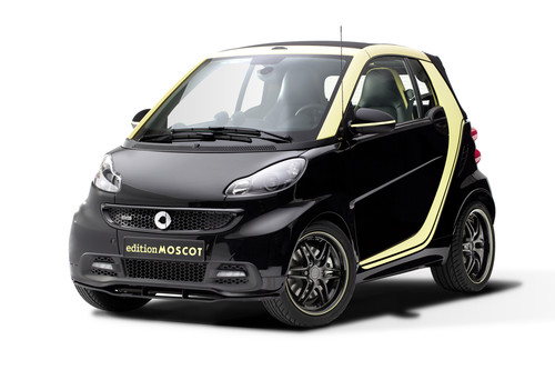 Smart Fortwo Edition Moscot.