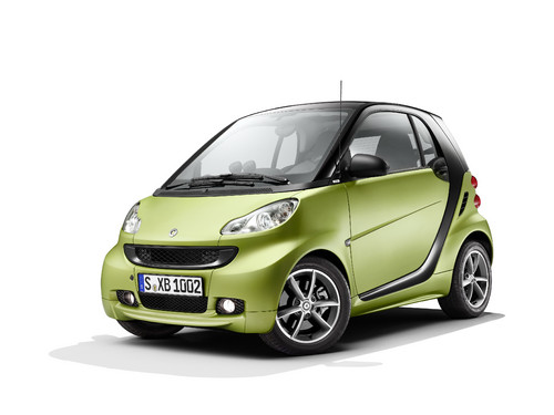 Smart Fortwo Pulse.