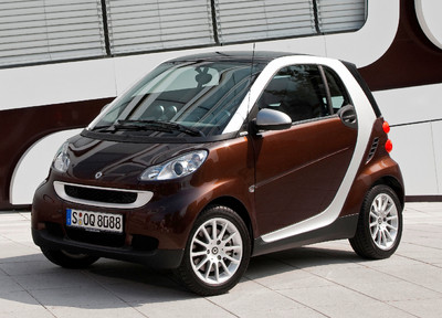 Smart Sondermodell Fortwo Edition Highstyle