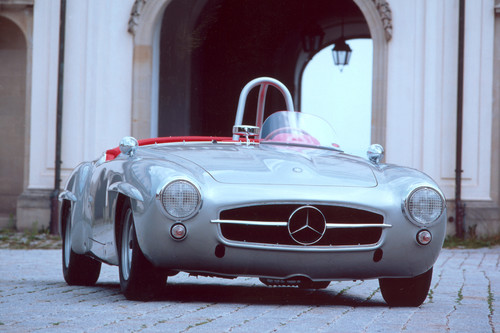 Sportversion des Mercedes-Benz 190 SL (1955).