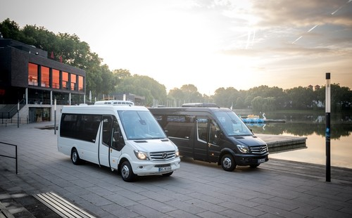 "Sprinter Travel 65 ""10 Years Edition"" 2017."