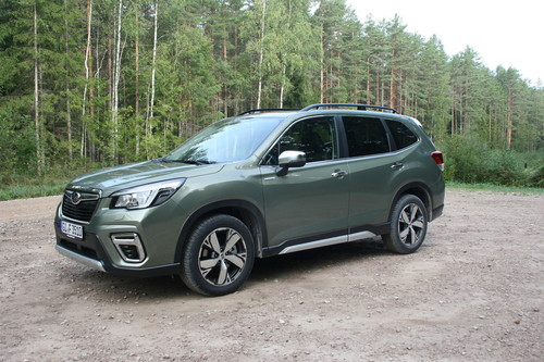 Subaru Forester 2.0ie.