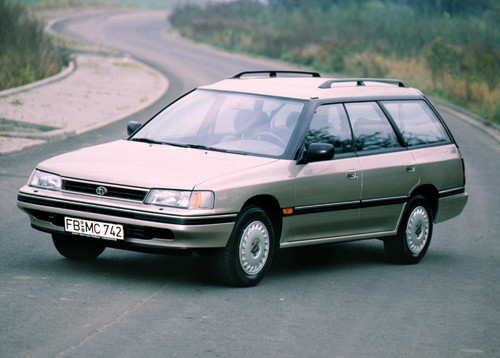 Subaru Legacy Super Station (1991).