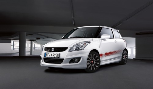 Suzuki Swift X-ITE-Paket.