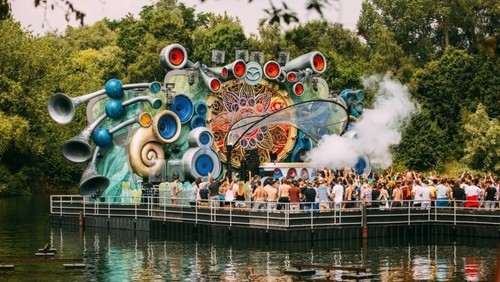 Tomorrowland-Festival.