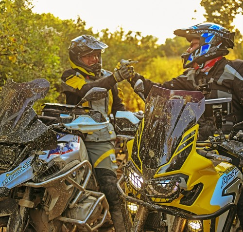 Touratech Active Adventure.