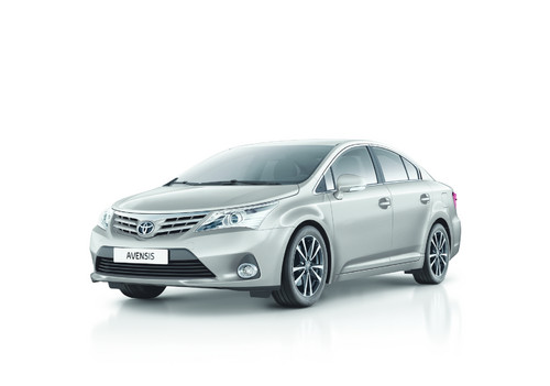 Toyota Avensis Edition.