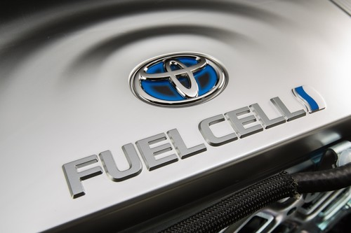Toyota Fuel Cell.