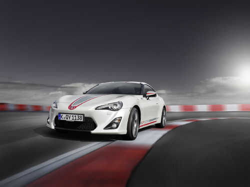 Toyota GT86 Cup Edition.