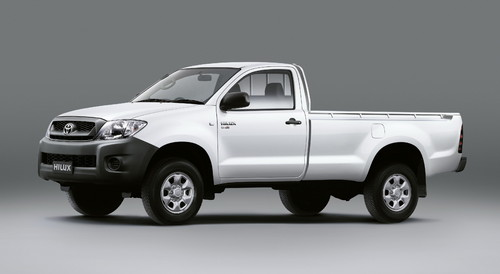 Toyota Hilux Single Cab.