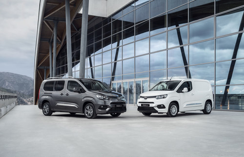 Toyota Proace City.