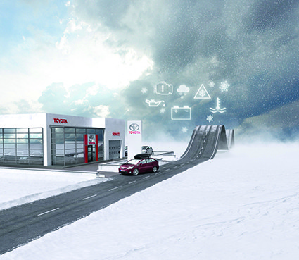 Toyota-Wintercheck.