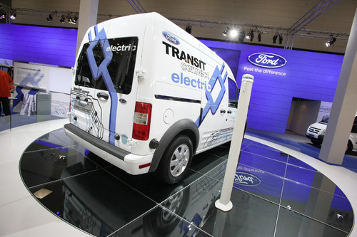 Transit Connect Electric.