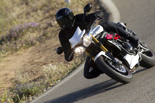 Triumph Speed Triple R.