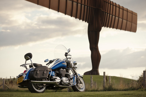 Triumph Thunderbird LT Launch Edition.