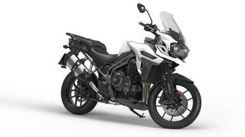 Triumph Tiger Explorer XR.