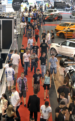 Tuning World Bodensee 2012.