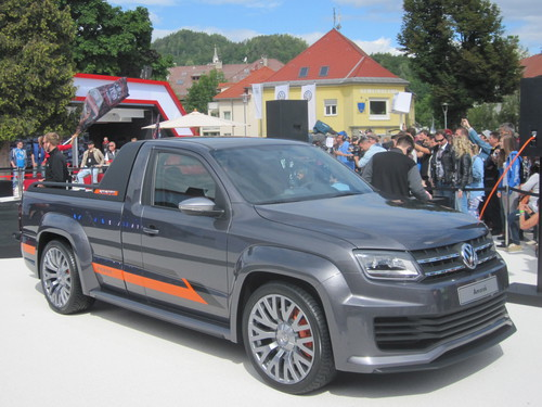 Volkswagen Amarok Power.