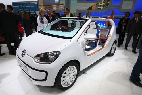 Volkswagen Buggy Up.