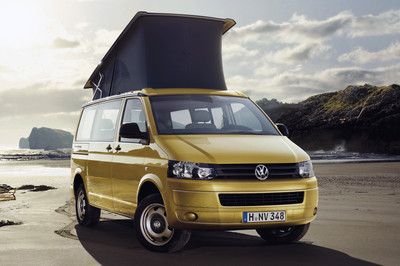 Volkswagen California Beach.
