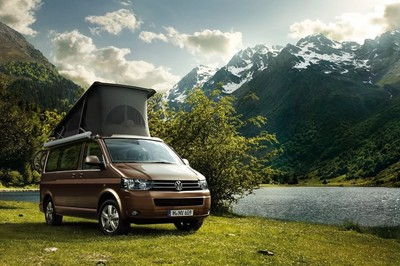 "Volkswagen California ""Europe""."