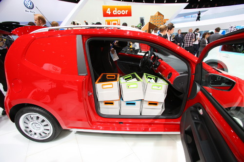 Volkswagen Cargo Up.