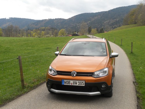 Volkswagen Cross Polo.