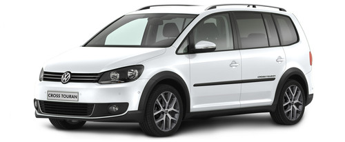 Volkswagen Cross Touran.