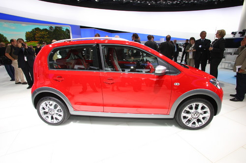 Volkswagen Cross Up.