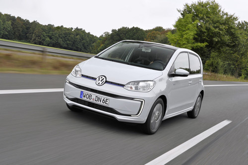 Volkswagen e-Up.