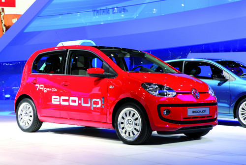 Volkswagen Eco Up.
