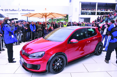 Volkswagen Golf GTI Excessive.
