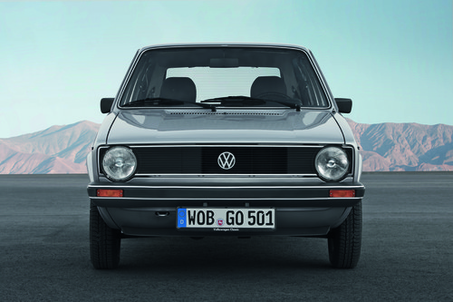 Volkswagen Golf I.