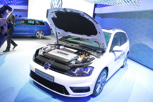 Volkswagen Golf Variant Hy-Motion.